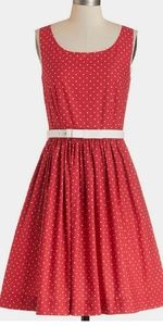Modcloth Surely Sweet 4x